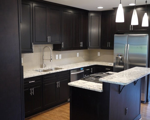 ... Spring Valley Maple Cabinets Kona Home Fatare ...