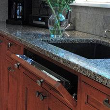 Craftsman Kitchen by Studio Dearborn