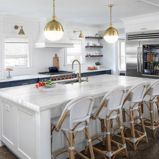 Blue Kitchen Cabinets Pictures Ideas
