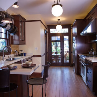 Oakland Craftsman Kitchen