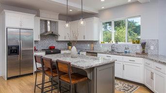 Oakland Hills Kitchen