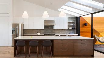Oakland Hills Modern Kitchen
