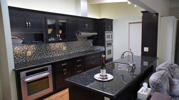Modern Kitchen by Pride&Joy Home Improvements
