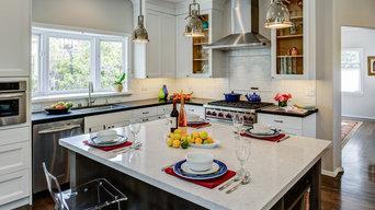 Oakland Kitchen & Living Space Remodel