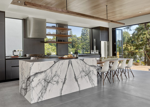 Modern Kitchen by Knock Architecture and Design