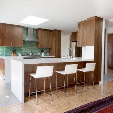 oakland montclair interior renovations