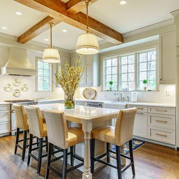 Oaklawn: Kitchen, Dining & Living Room Transformation