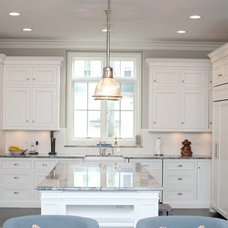 Contemporary Kitchen by Oakley Home Builders