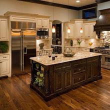 White cabinet kitchen