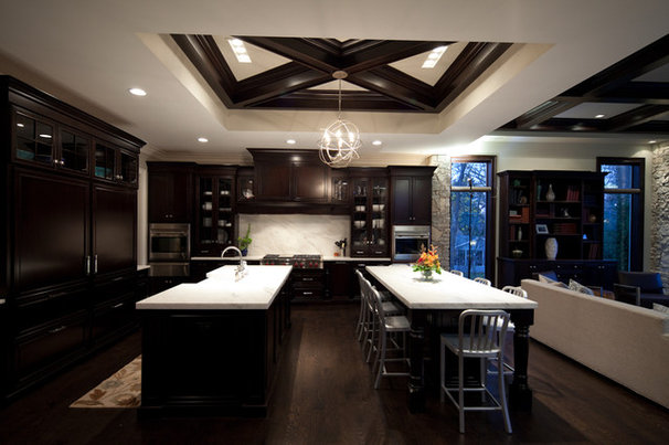 Modern Kitchen by Oakley Home Builders