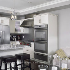 Contemporary Kitchen by K West Images, Interior and Garden Photography
