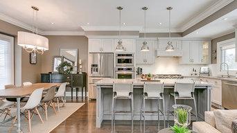Oakville Family Home Transformation