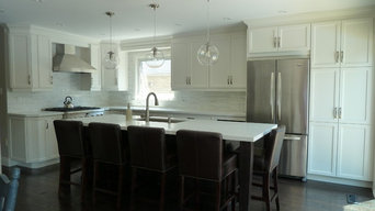 Oakville - Milbourne kitchen reno