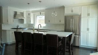Oakville - Milbourne kitchen reno