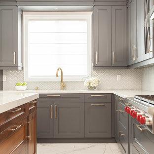 Oakville New Build - Kitchen