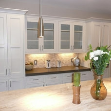 Traditional Kitchen by Marin Kitchen Co