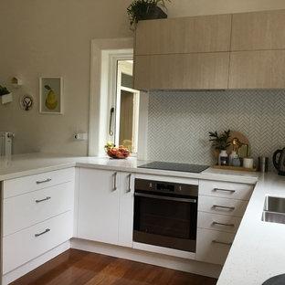 Cucina con top in laminato Dunedin - Foto e Idee per Ristrutturare e ...