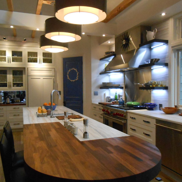 Observatory Park Kitchen and Dining Room Renovation