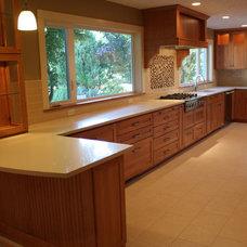Craftsman Kitchen by Rebuild LLC