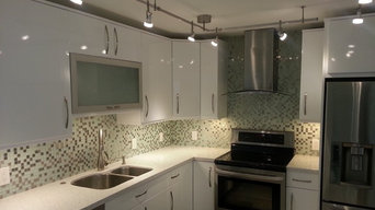 Ocean Condo Kitchen Remodel