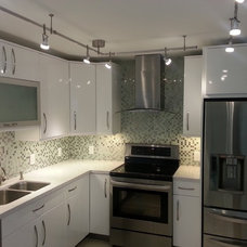 Contemporary Kitchen by Donco Designs