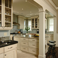 Traditional Kitchen by RS Custom Homes