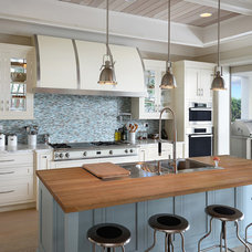Contemporary Kitchen by Kim Smith Photo