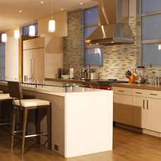 Contemporary Kitchen by Matisse Studios