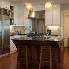 Transitional Kitchen by Dwelling