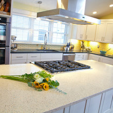 Contemporary Kitchen by EOS Surfaces LLC
