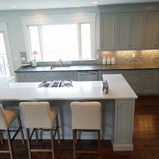 Eclectic Kitchen by Spotlight Kitchen And Bath Inc.