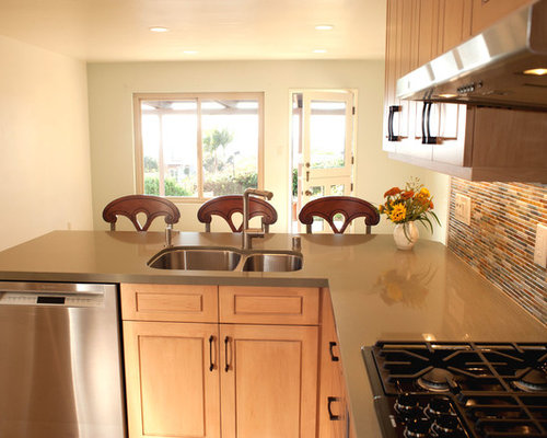 Ocean View Kitchen Home Design Ideas Pictures Remodel