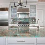 Contemporary Kitchen Design - Contemporary - Kitchen - Richmond - by Reico Kitchen & Bath