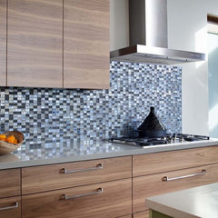 kitchen by Oceanside Glasstile