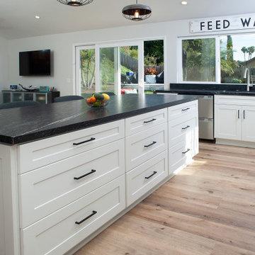 Oceanside Kitchen Remodel
