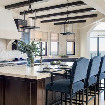 Oceanview Spanish Kitchen