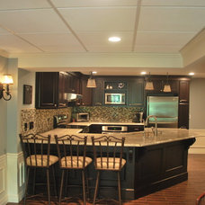 Traditional Kitchen by Plan-2-Finish, Inc.