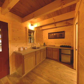 Off The Grid Cabin - Frontier