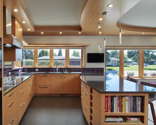 contemporary minneapolis kitchen design ideas remodel pictures houzz. Black Bedroom Furniture Sets. Home Design Ideas