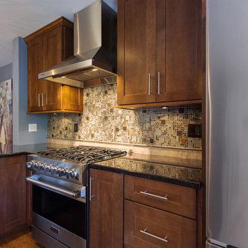 Ojeda-Henwood Kitchen, Half Bath, and Master Bedroom Remodel