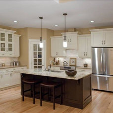 Craftsman Kitchen by Celeste Sali - Kitchen & Bath Solutions