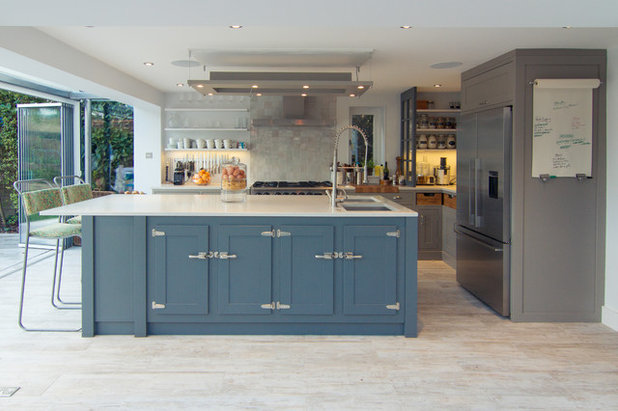 Architecture 8 of the best kitchen extensions on for Traditional kitchen extensions
