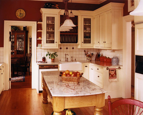 Red And Cream Colors Houzz