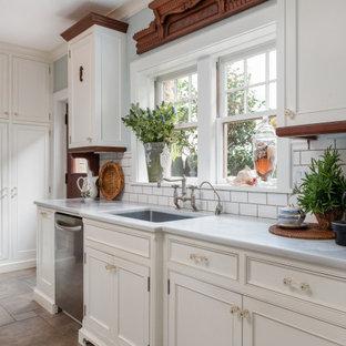 Old Florida style kitchen