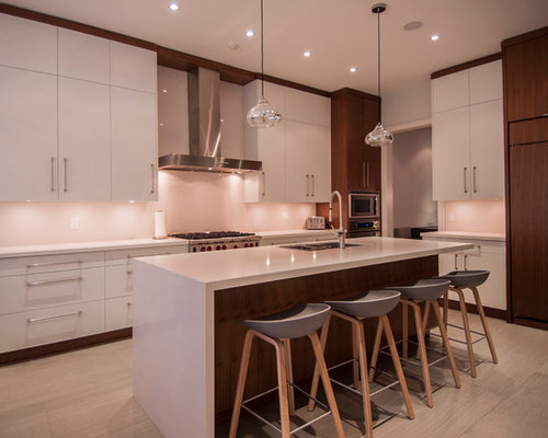 Floating Kitchen Island Design Ideas & Remodel Pictures | Houzz