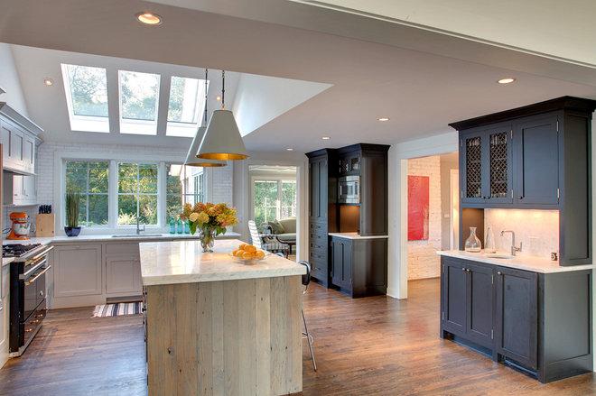 Traditional Kitchen by Sellars Lathrop Architects, llc