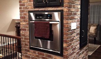 Old Mill Thin brick Kitchen - Cafe Mocha