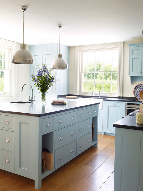 light blue kitchen cabinets light blue kitchen design ideas remodel