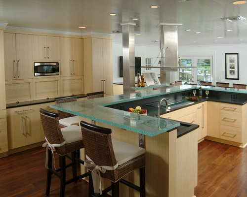 Quartz Countertop Height : Bar-Height Countertop Ideas, Pictures, Remodel and Decor