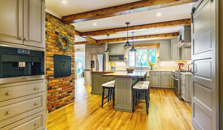 Kitchen of the Week: Opening the Layout Calms the Chaos